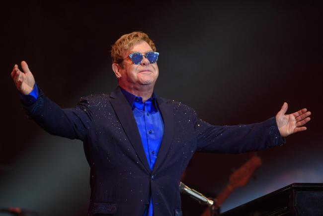 South west Londoners will be the first to see Sir Elton John after his health scare