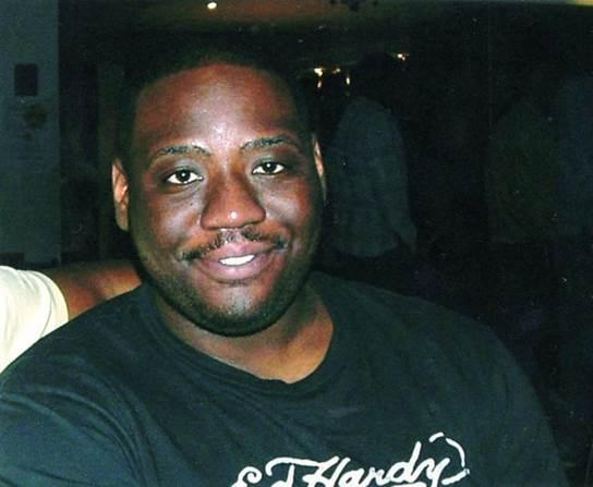 Olaseni Lewis was 23 when he died after being restrained by 11 police officers