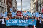 NHS health workers go viral with 'anyone but the Conservatives' video