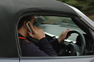 200 drivers a day caught using mobile phones in weeks after crackdown