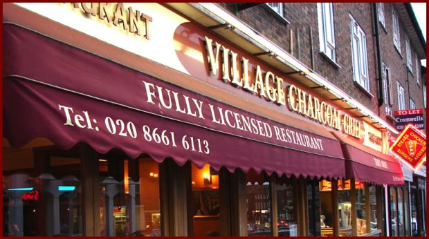 Your Local Guardian: Village Charcoal Grill