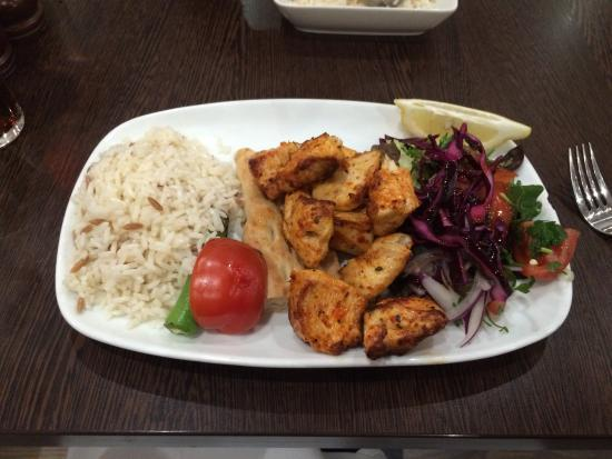 Your Local Guardian: TAS Turkish Restaurant