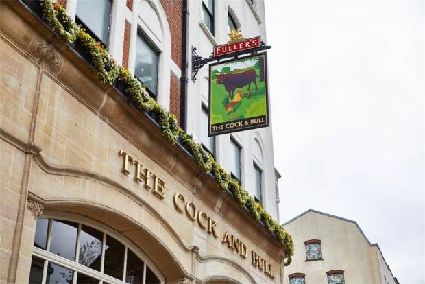 Your Local Guardian: The Cock & Bull