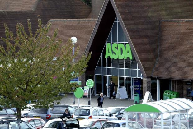 Your Local Guardian: The Asda store in Holmers Farm Way