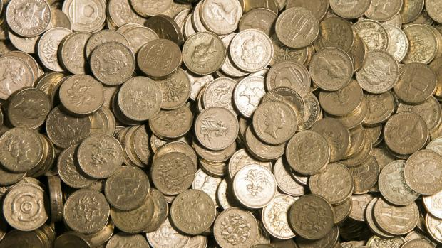 Your Local Guardian: Old one pound coins