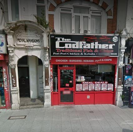 Heres Why The Codfather Received A 0 In Its Latest Food