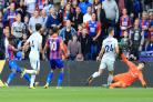 Crystal Palace stun champions Chelsea to claim first league win of season