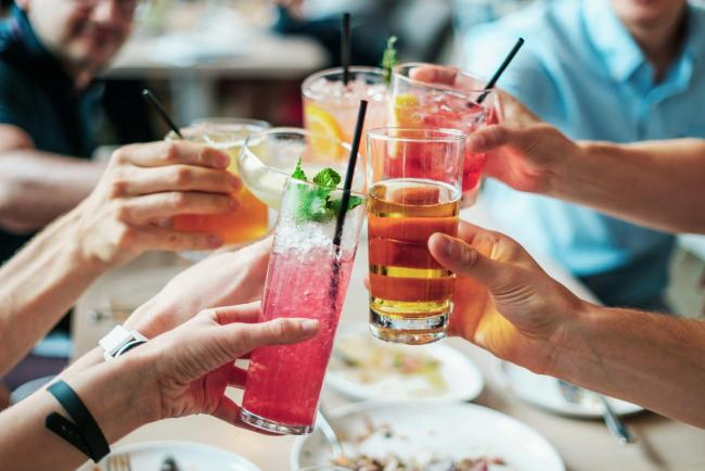 Wetherspoons pubs are banning the use of plastic drinking straws, in a bid to help the environment. STOCK PHOTO