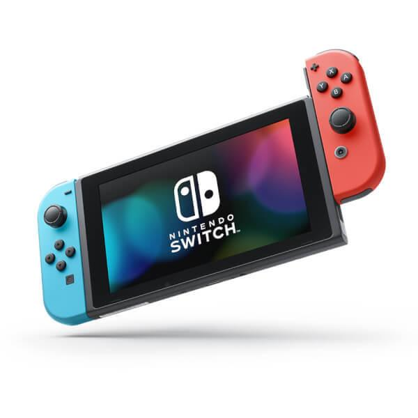Your Local Guardian: The Nintendo Switch games console
