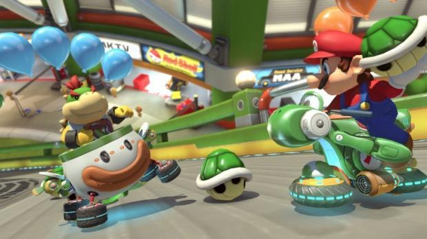 Your Local Guardian: MarioKart 8 Deluxe for Nintendo Switch