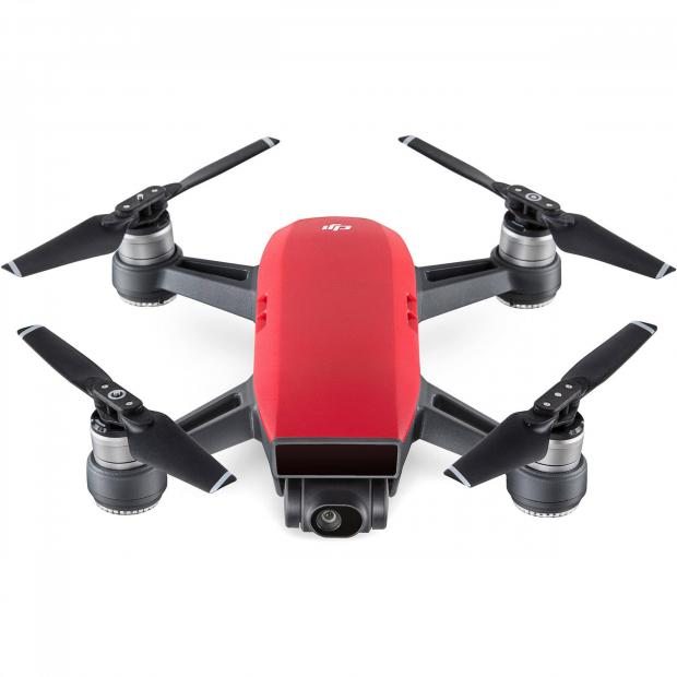 Your Local Guardian: DJI Spark Lava Red Drone