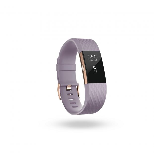 Your Local Guardian: Fitbit Charge 2 Rose Gold