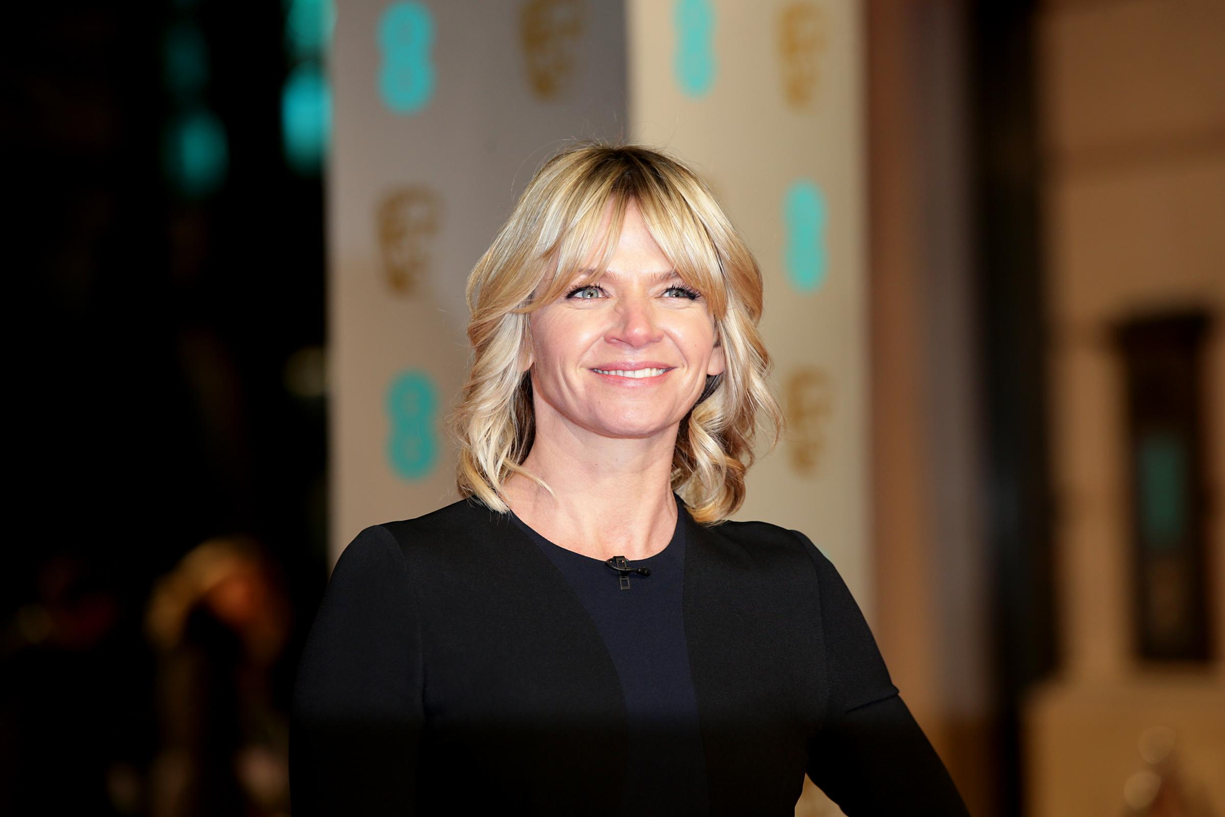 Zoe Ball: I'm getting stronger after partner's death (Yui Mok/PA)