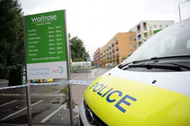 Police were called to Waitrose at Coombe Lane, Wimbledon