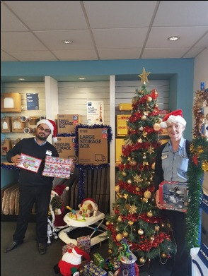 Two weeks left to donate presents to The Children's Trust