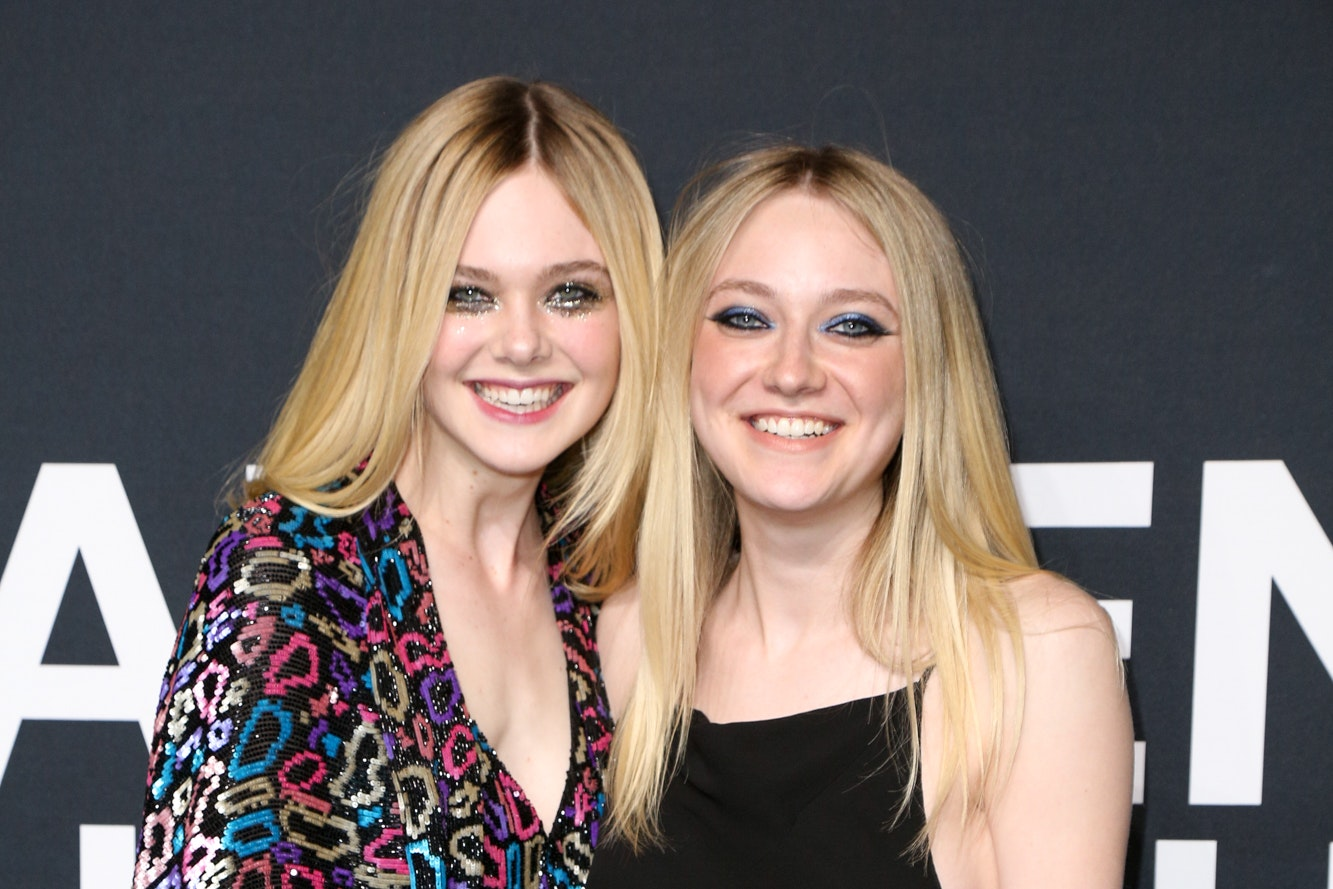 Dakota Fanning and sister Elle 'had nothing in common' as children (Rich Fury/Invision/AP)
