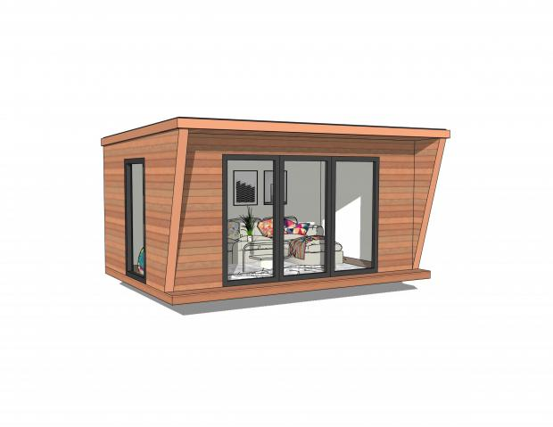 Your Local Guardian: Self-build Cabina, starting from £4,295