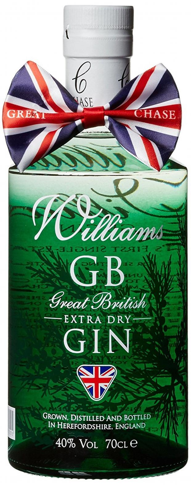 Your Local Guardian: Williams GB Extra Dry Gin £25