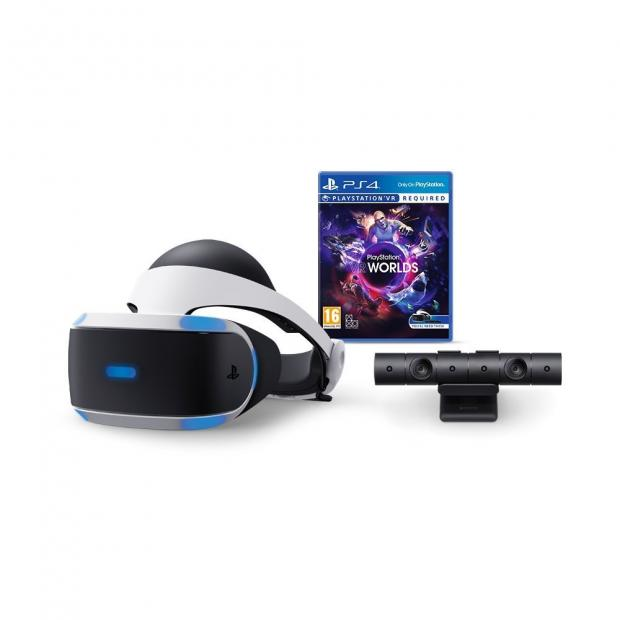 Your Local Guardian: PlayStation VR starter bundle including VR Worlds and camera