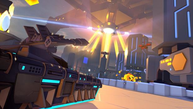 Your Local Guardian: Battlezone for PlayStation VR