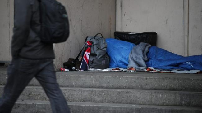 The new council scheme aims to get the homeless off the streets