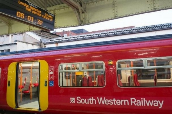 Protesting South Western Railway staff will hold fresh strikes today (January 10)