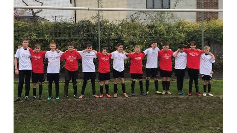 The AFC Ewell Eagles squad