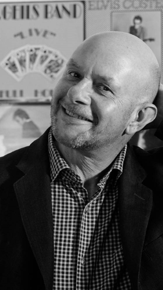 Nick Hornby comes to Twickenham Studios