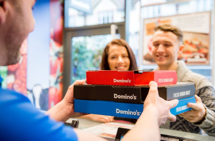Domino's opening new store in Thornton Heath