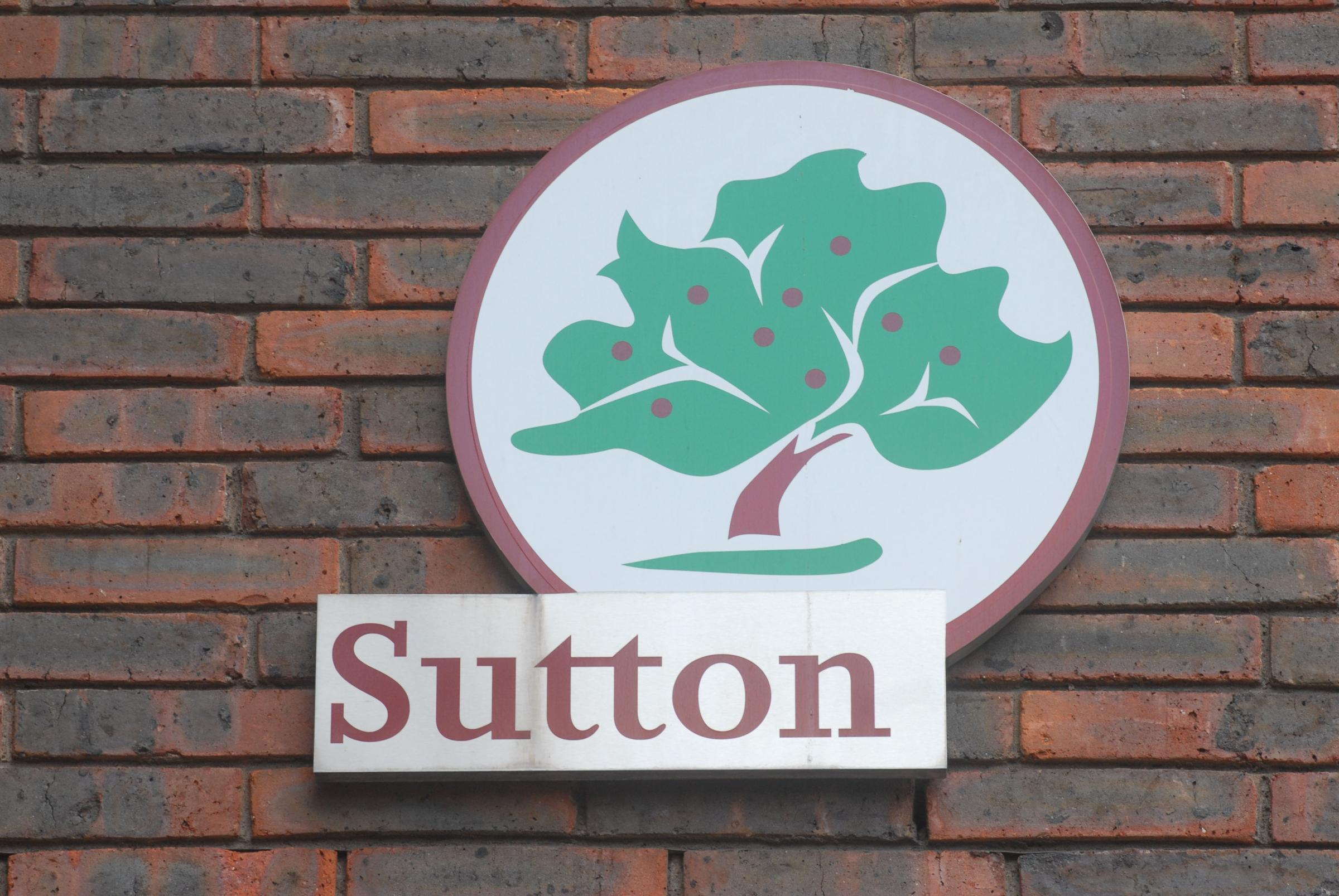 Sutton residents are being warned after this latest incident