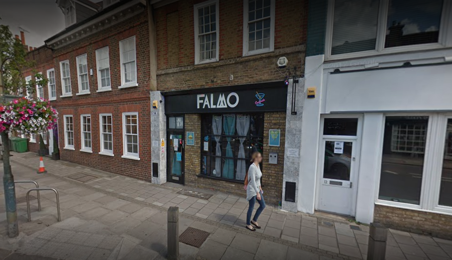 Falmo in Hampton Wick