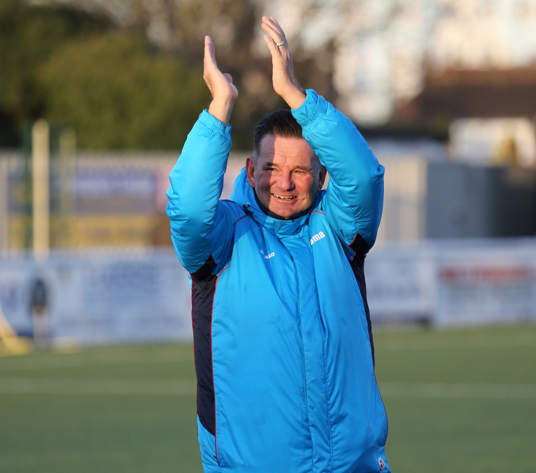 Sutton manager Paul Doswell knows that improving Solihull Moors will provided his team with a tough test on Saturday. Picture Paul Loughlin