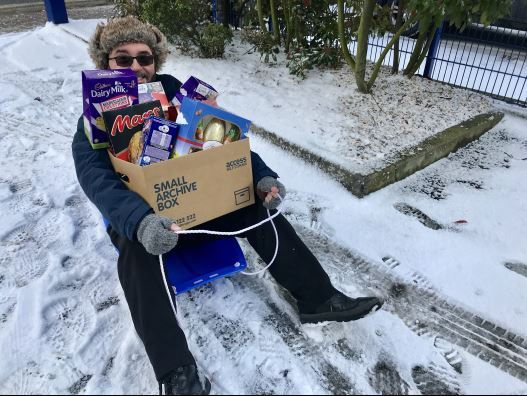 Access Self Storage launches cracking Easter egg campaign for the Children's Trust