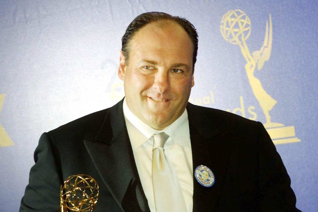 Actor James Gandolfini (Specker Francis/PA)