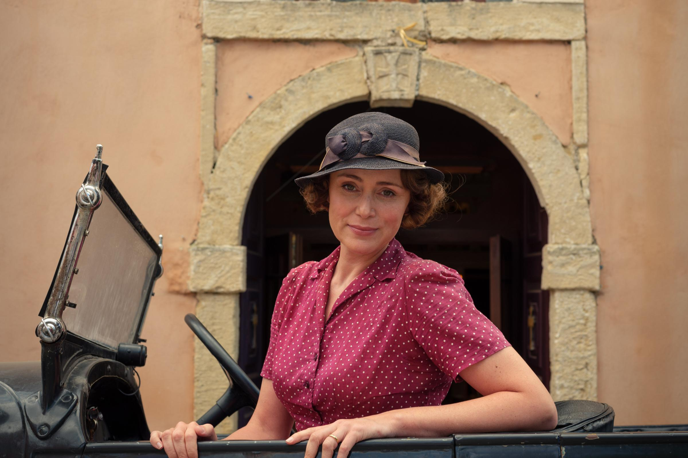 The Durrells' Keeley Hawes: We get recognised on Corfu now (Sid Gentle Productions/ITV)