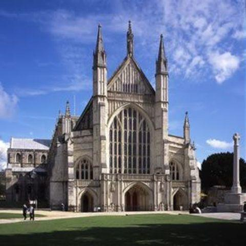 The story of the South Norwood man who saved Winchester Cathedral