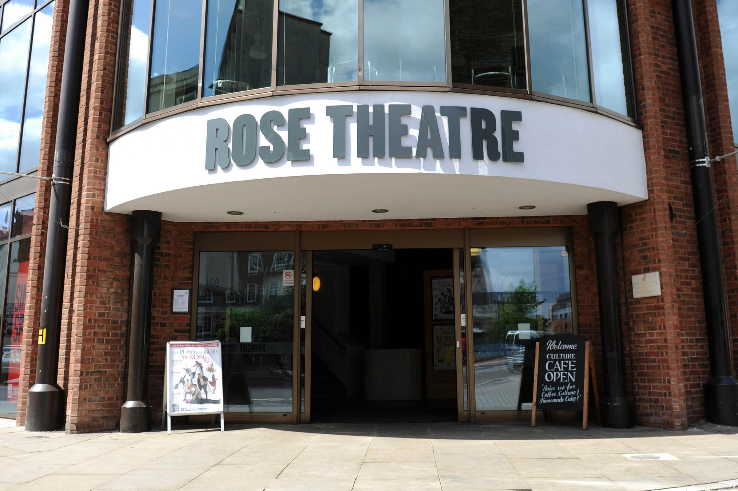 The Rose Theatre is turning ten years old.
