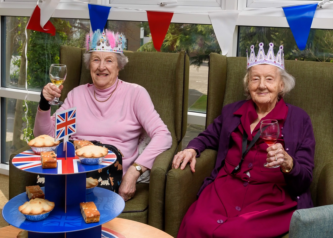 Join Ashford care home for a royal celebration this Care Home Open Day