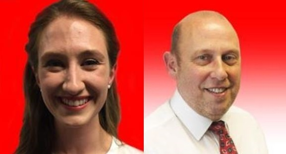 Two new faces on Merton cabinet