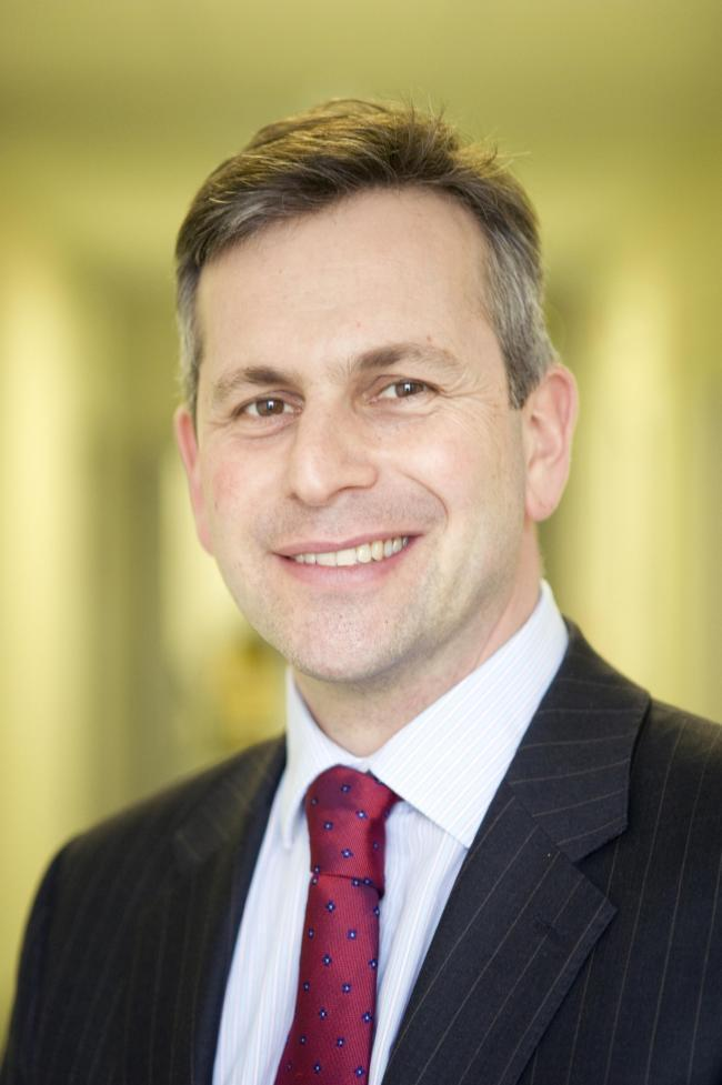 Daniel Elkeles: Epsom and St Helier University Hospitals NHS Trust's chief executive