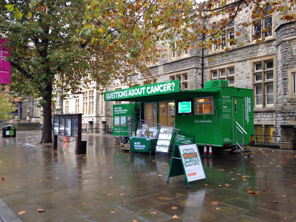 Macmillan Cancer Support Information Service in New Malden