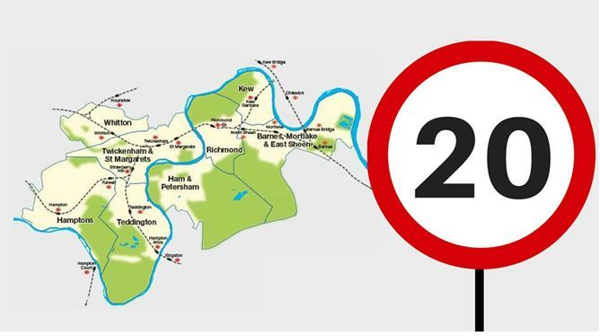 What do you think about the proposed 20mph speed limit?
