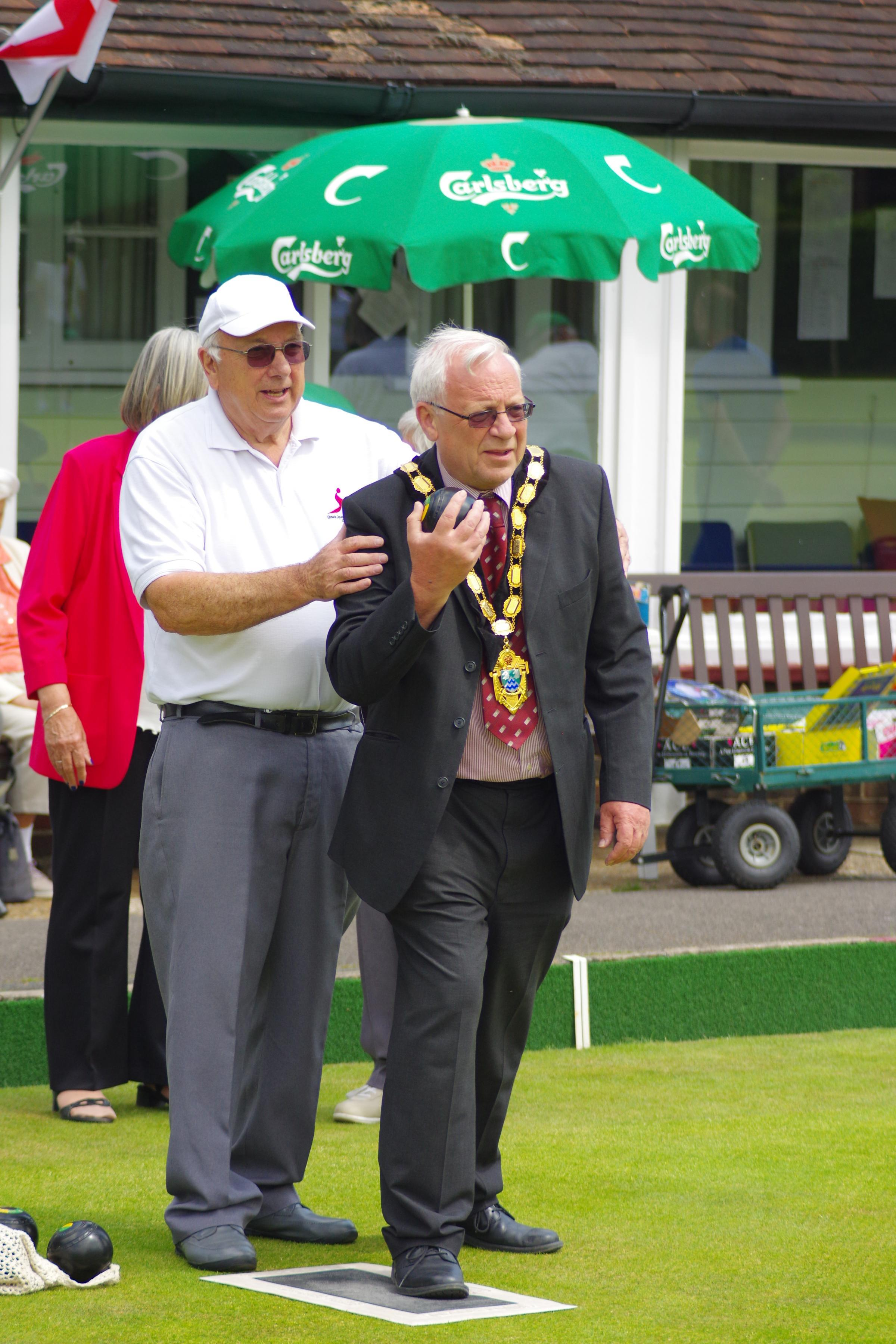 Epsom Bowling Club's open day