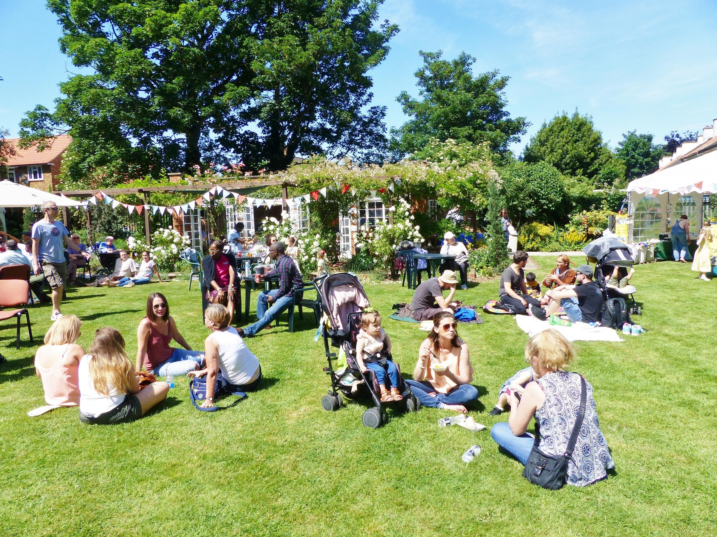 The British Home Summer Fayre is back