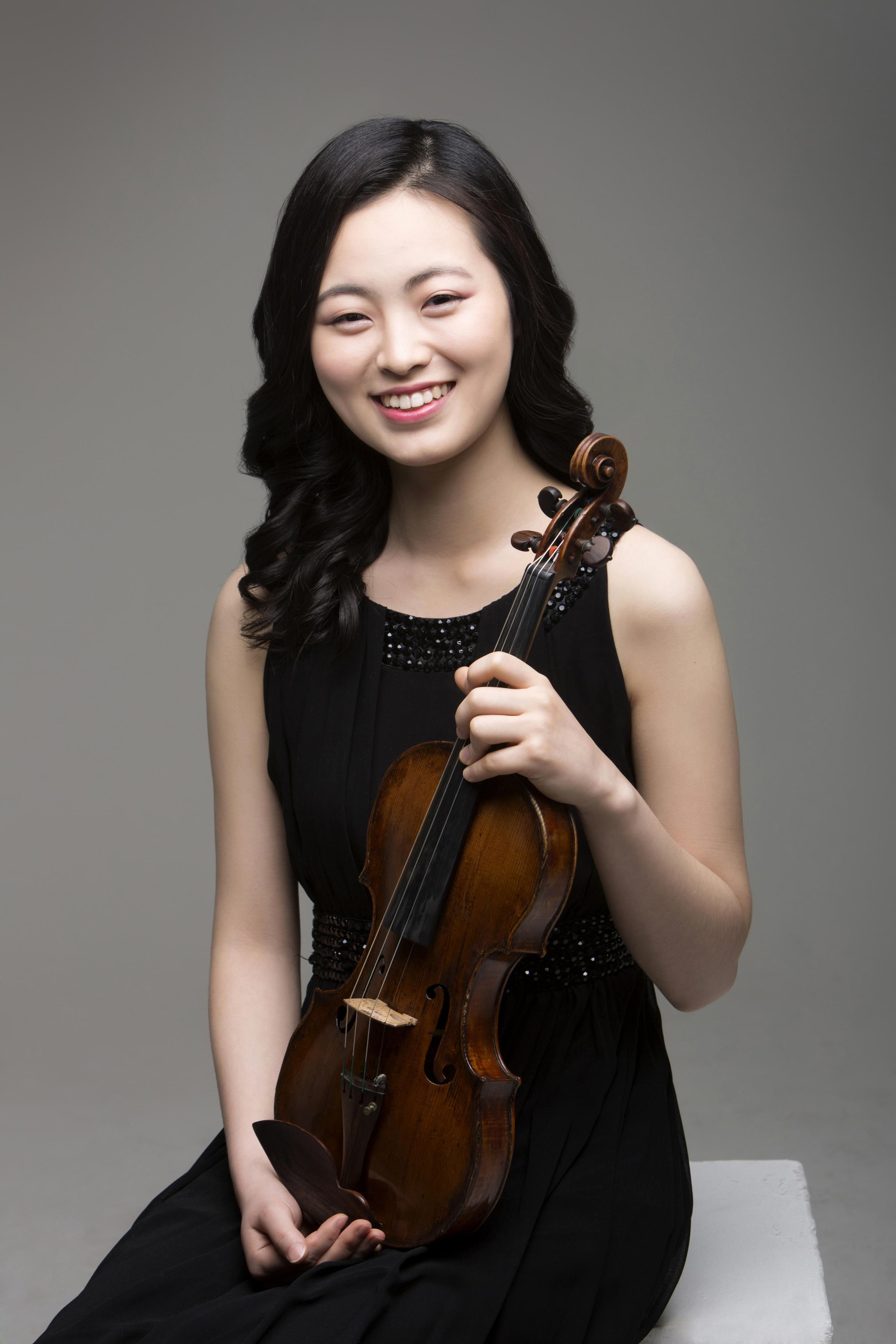 Violin Recital with Hee-Jin Kwon
