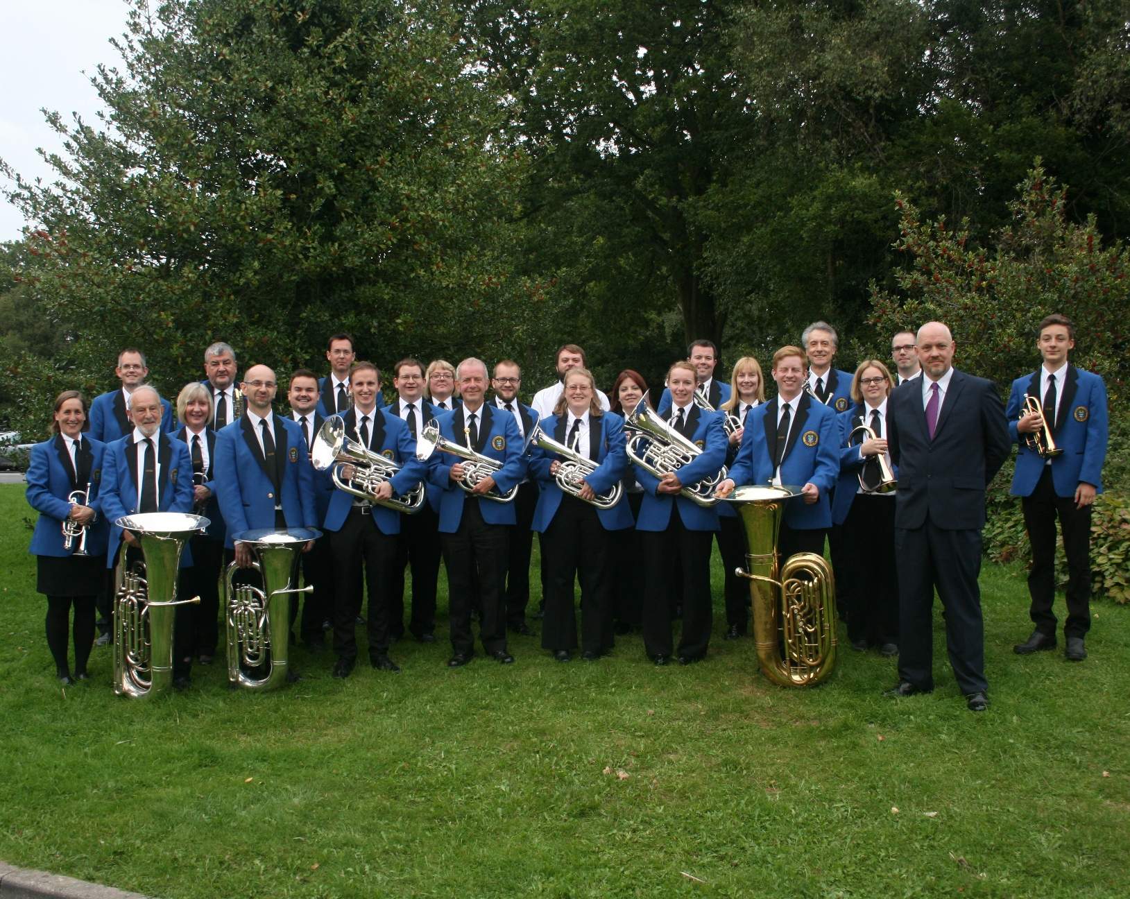 Brass Band Concert in the Park