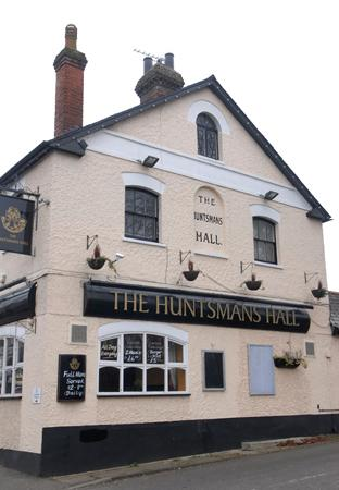 The Huntsman's Hall, based on Central Road, has called time on a history dating back to the late 1850s