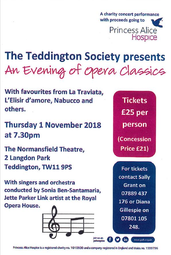 An Evening of Opera Classics