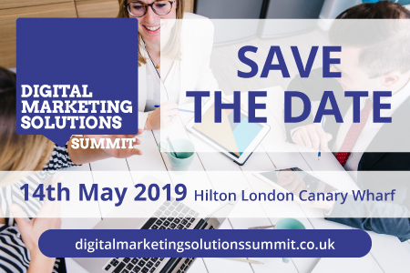 Digital Marketing Solutions Summit London May 2019