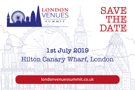 London Venues Summit London July 2019